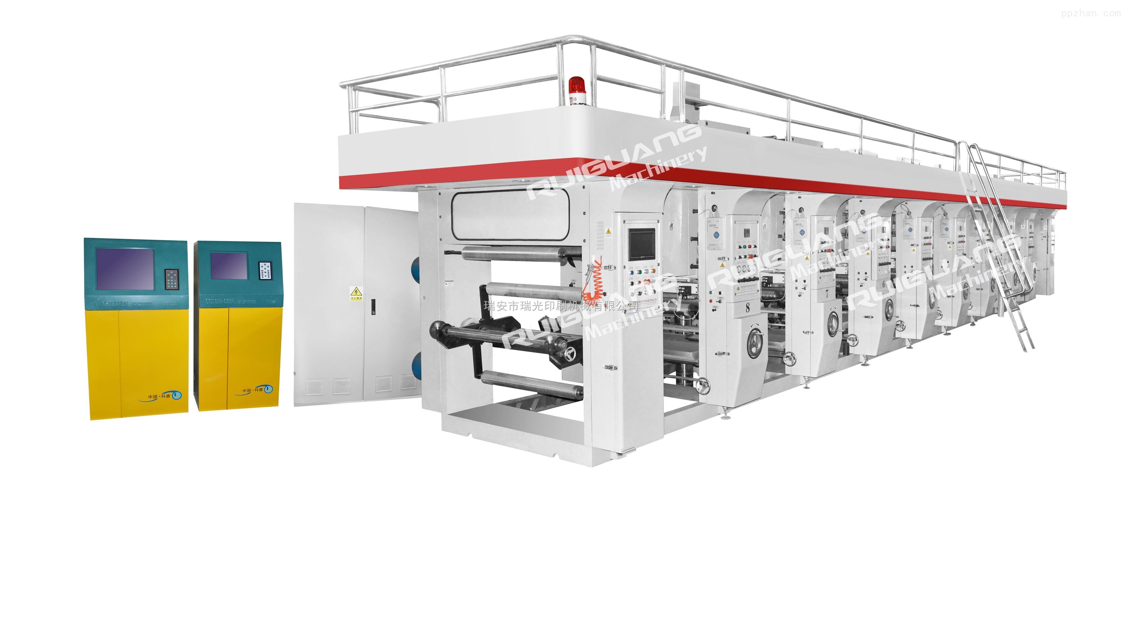RGASY-1000B型-供应水转印膜凹版印刷机 水转印膜印刷机