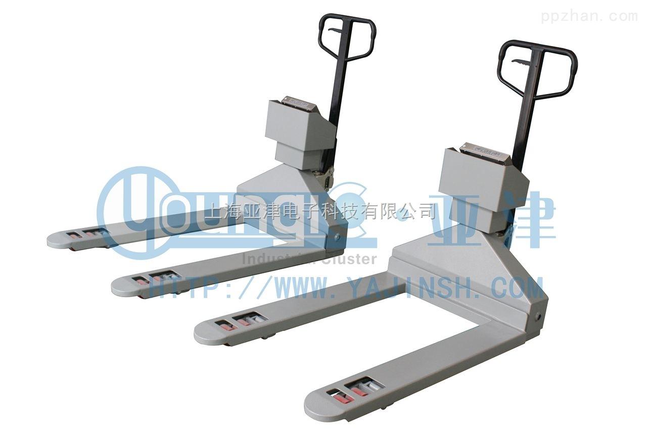 YCS-3T不锈钢叉车秤全不锈钢材质电子称电子叉车秤