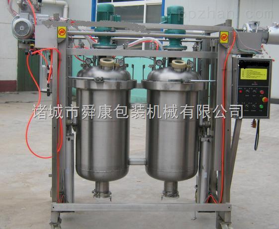 100L-100L海带鸡蛋面加工设备