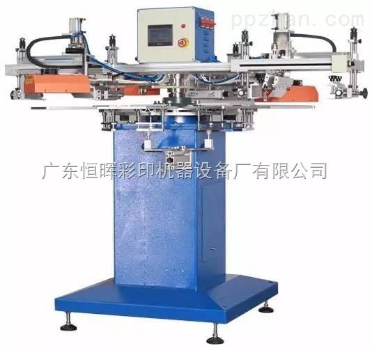 SR-200F8-3-三色平面丝印机  自动三色平面丝印机  三色套色丝印机  双色自动丝印机
