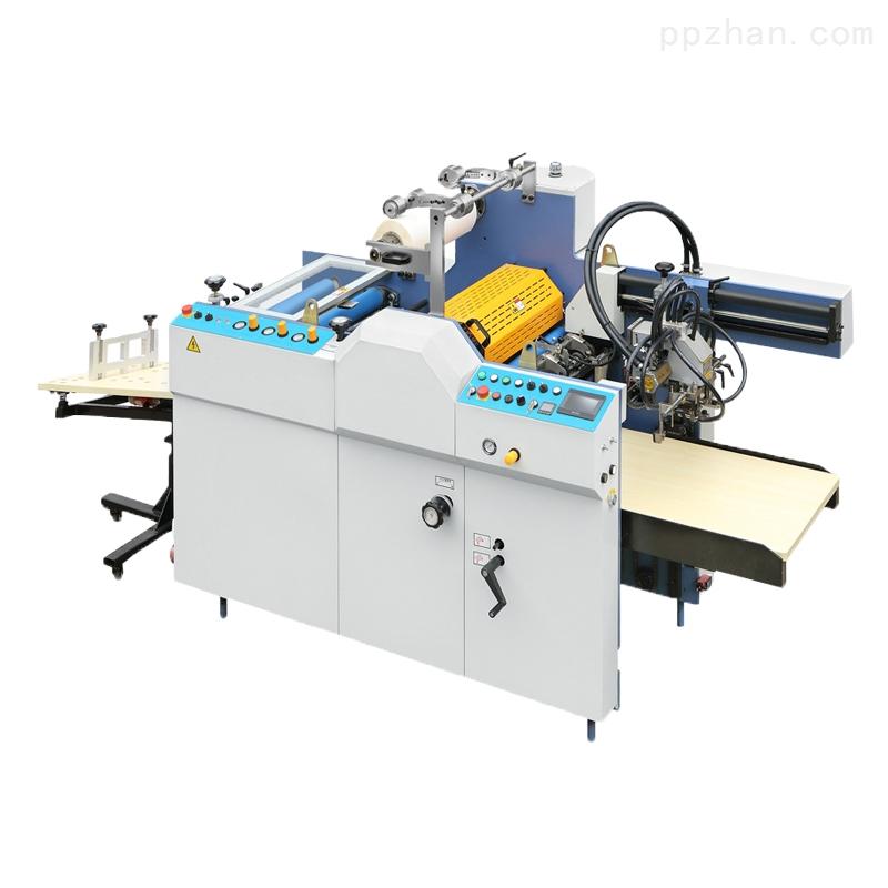 金图PL-520 AF全自动进纸覆膜机 气动覆膜机