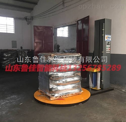汽车配件缠绕膜包装机专业包装12年现货供应
