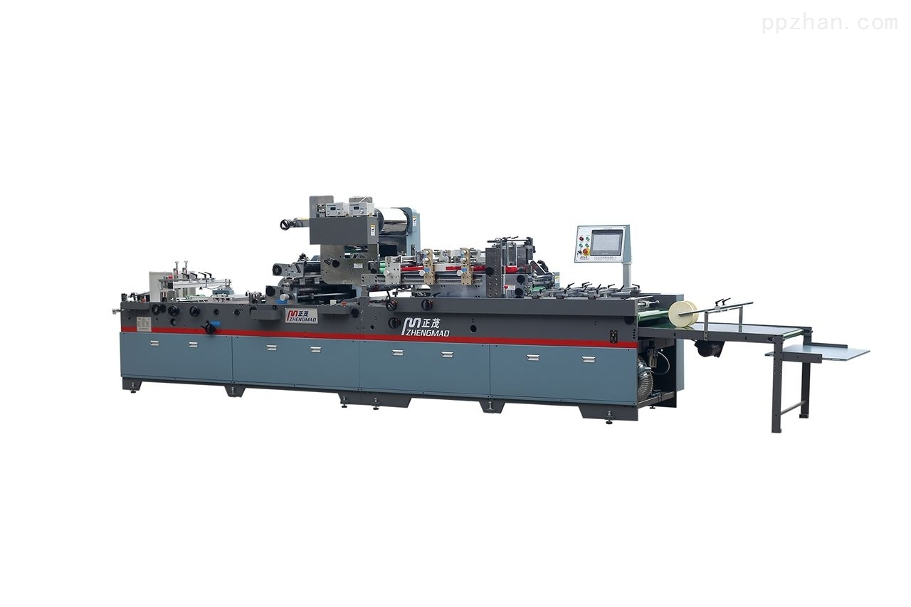 TC-650 Window Patching Machine