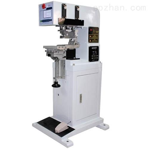 单色油盅移印机