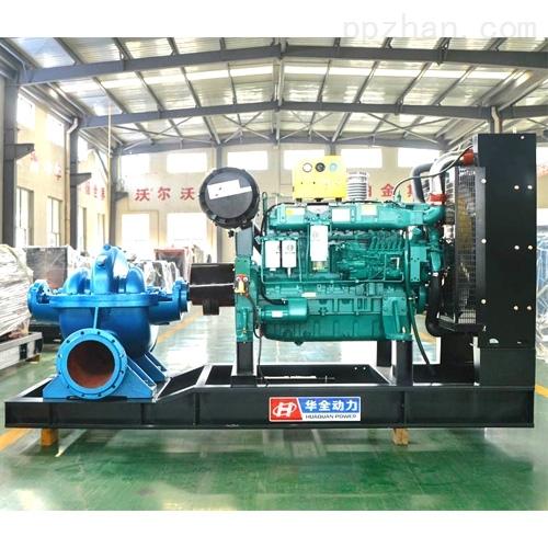 如何减少潍坊抗灾柴油机水泵64kw零件磨损