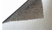 防火阻燃铝箔玻仟布 加厚铝箔玻仟布