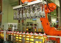 全自动机器人装箱机