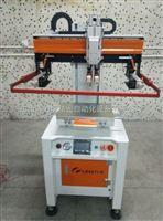 伺服吸气式高精密丝网印刷机