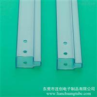 透明方管通信继电器pvc方管超IC料管