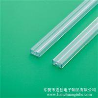 成都透明方管定制厂家 防静电LED管吸塑管