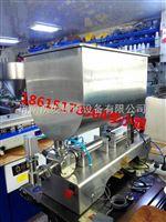 河南G1W300酱类灌装机 鑫儒弈豆瓣酱搅拌灌装机