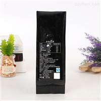 聚嵘包装厂生产四边封PET自立咖啡豆袋