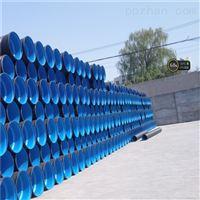 周口市HDPE双壁波纹管生产厂家