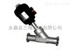 SJ681W,SJ691W,SJ81W快装式气动角座阀,快装式手动角座阀,卫生级快装式角座阀